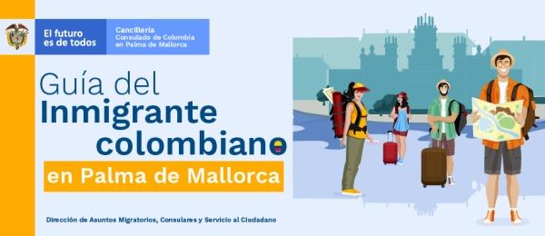 Guía del inmigrante colombiano en Palma de Mallorca